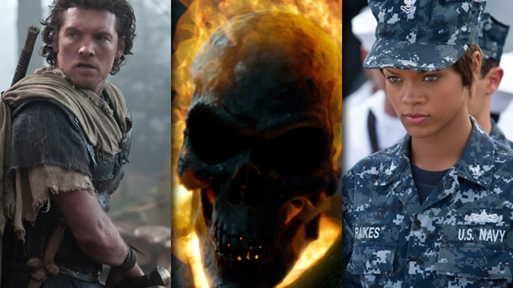 Peter Travers: The Worst Movies of 2012 (So Far)