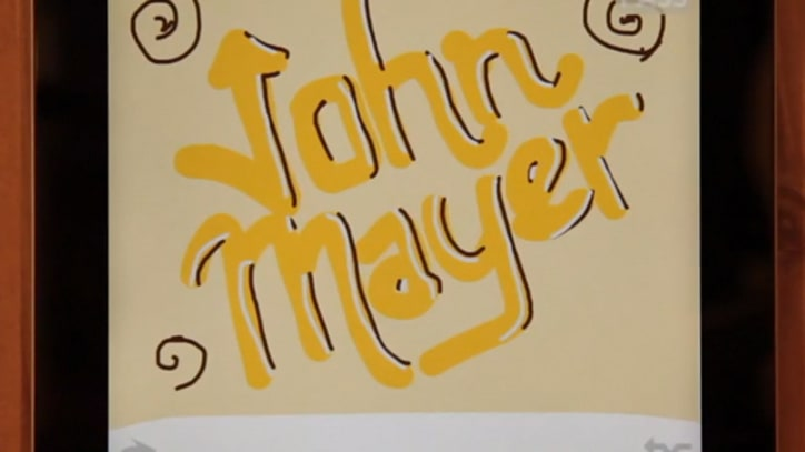 Draw Something App Adds Whimsy to John Mayer's 'Queen of California'