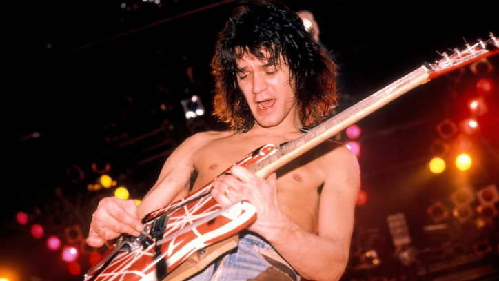 Shreddy Eddie: The Best Eddie Van Halen Guitar Solos