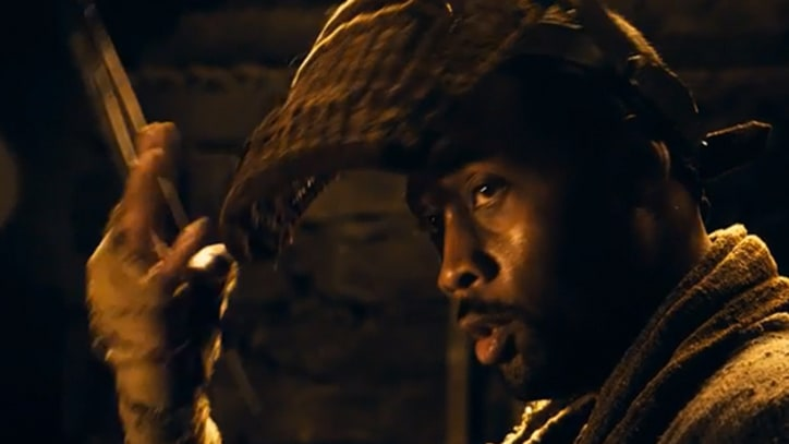 RZA's Kung-Fu Flick 'The Man With the Iron Fists' Releases Trailer