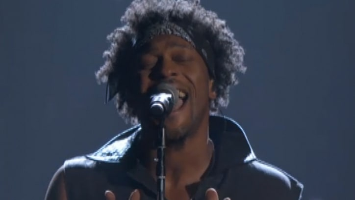 D'Angelo Returns to TV With New Track at BET Awards
