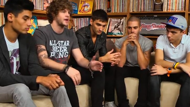 The Wanted on Touring With Justin Bieber, the New British Invasion
