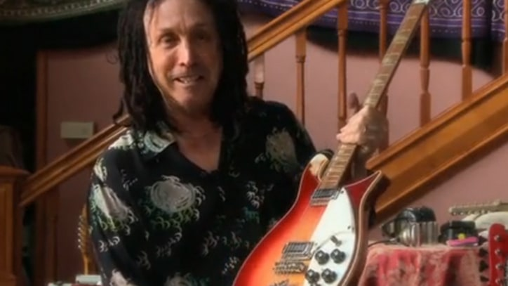 Mike Campbell, 'The Guitars Documentary: Chapter 6'
