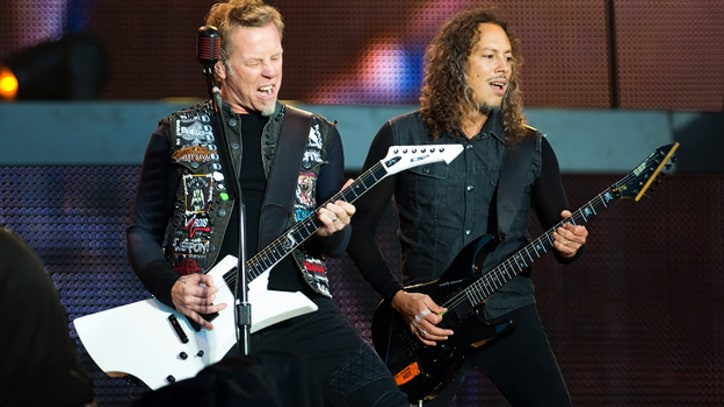 Metallica Share Download Festival Highlights
