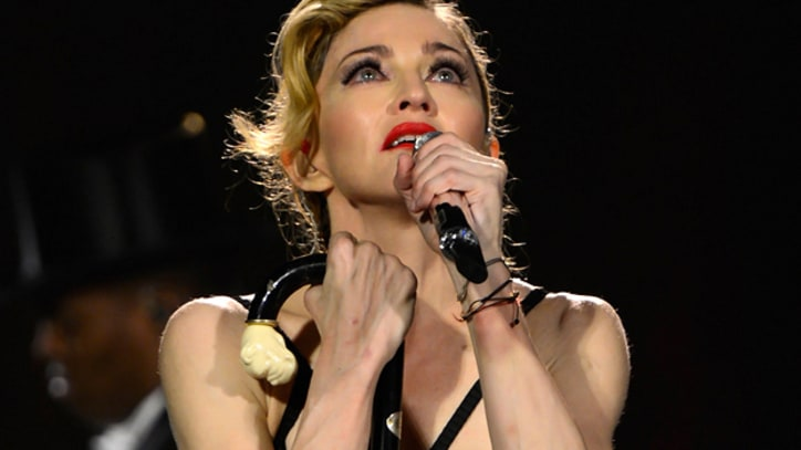Madonna Moves Herself to Tears in Berlin