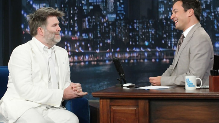 James Murphy Talks Concert Doc, 'Seinfeld' Script on 'Fallon'
