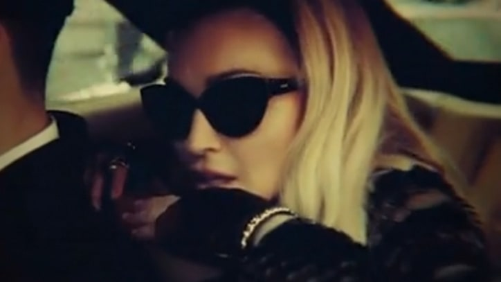 Madonna Goes Joy-Riding in 'Turn Up the Radio' Clip