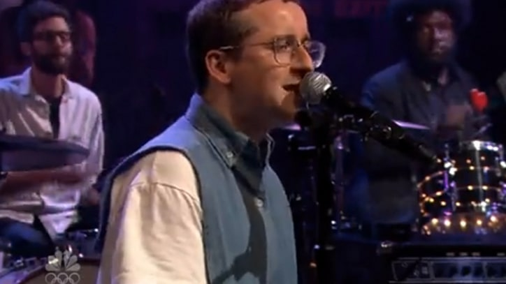 Hot Chip Return to 'Fallon'