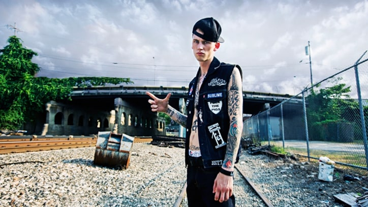 Premiere: Machine Gun Kelly, 'MGK Takes Over the Rucker'