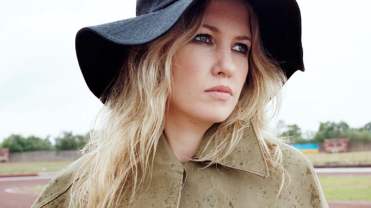 Ladyhawke's Colorful 'Blue Eyes'