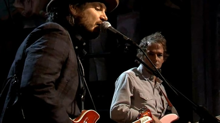 Wilco Bring 'Laminated Cat' to 'Fallon'