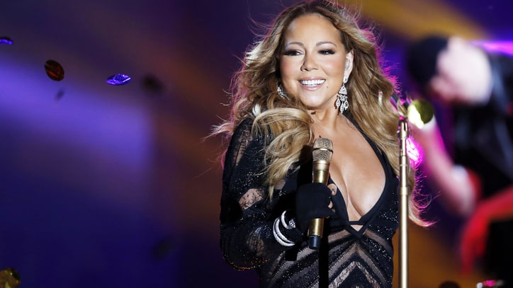 Vision of Flub: Mariah Carey Garners Mediocre Sales With Album Debut