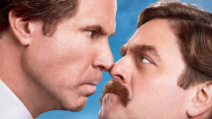 Premiere: Will Ferrell and Zach Galifianakis Duke It Out in 'The Campaign'