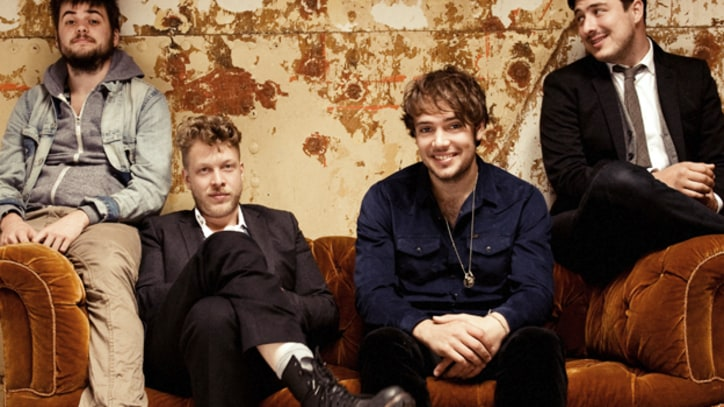 Mumford & Sons Return With 'I Will Wait'
