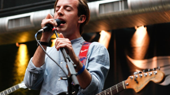 Bombay Bicycle Club Rattle the Rock Room