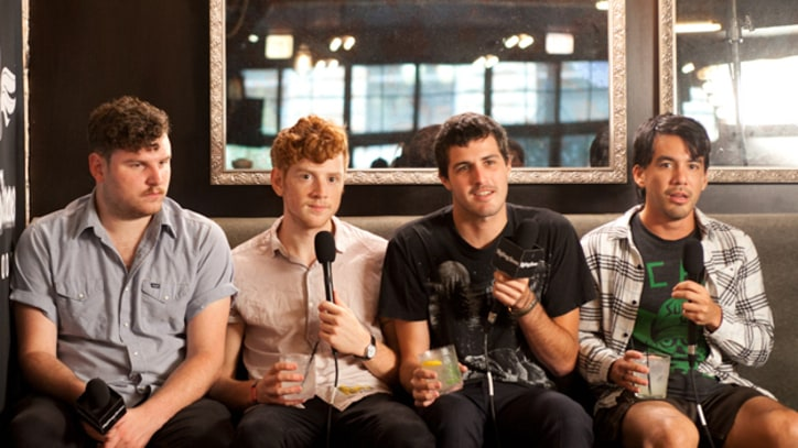 FIDLAR Talk Cheap Beer and Their First Show