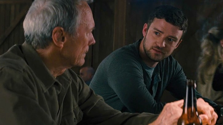 Clint Eastwood, Justin Timberlake Play Ball in 'Trouble With the Curve'