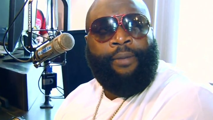 Behind the Scenes With Rick Ross