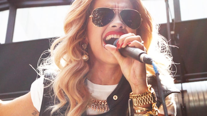 Rita Ora Performs 'How We Do' Live at Lollapalooza