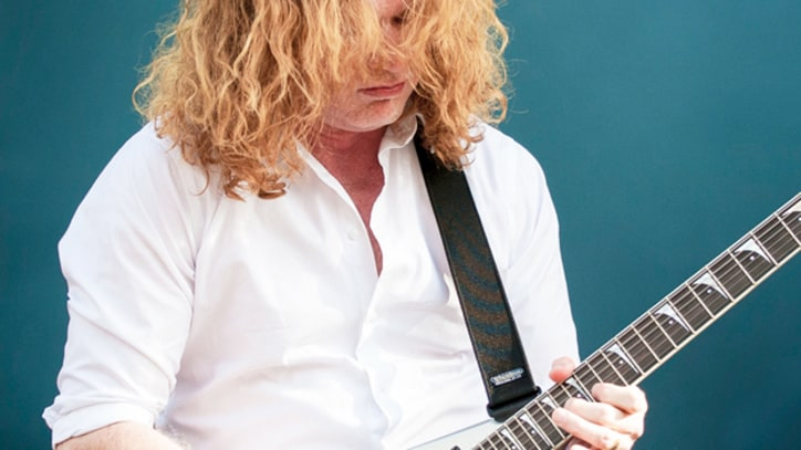 Megadeth Singer: Obama Is Behind Aurora, Sikh Temple Shootings