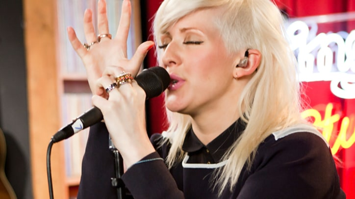 Ellie Goulding, 'Lights' Live at Rolling Stone