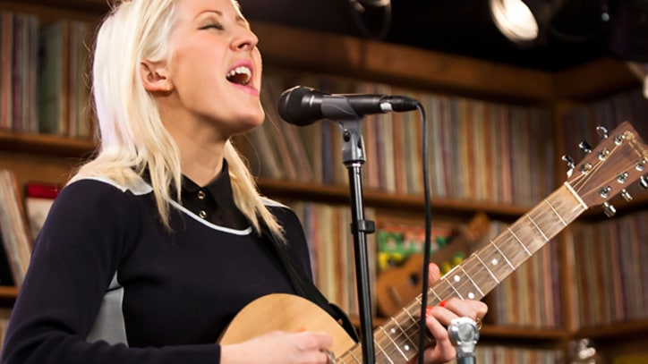 Ellie Goulding, 'Guns And Horses' Live at Rolling Stone