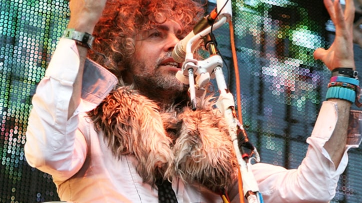 Flaming Lips Play 'Do You Realize??' During 'Colbchella' Set