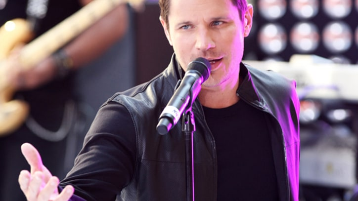 98 Degrees Reunite on 'Today'