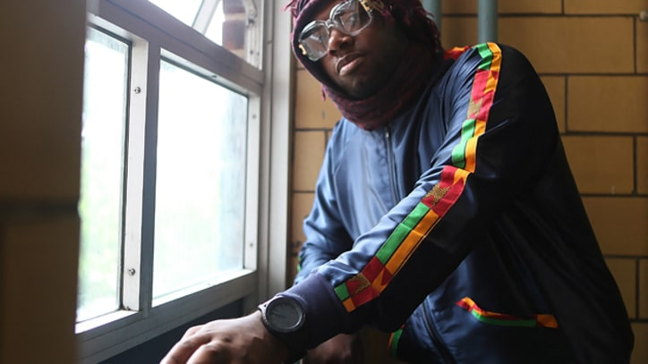 Premiere: Mr. Muthaf**kin' eXquire's First Photo Shoot