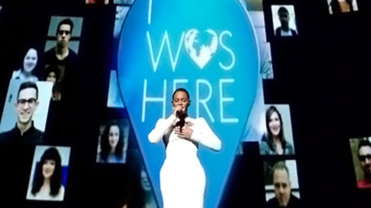 Beyonce Performs 'I Was Here' for World Humanitarian Day