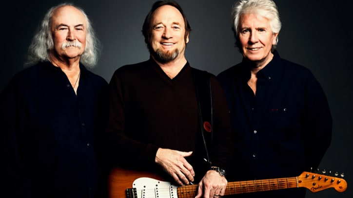 Premiere: Crosby, Stills and Nash Harmonize on 'As I Come of Age' (Live)