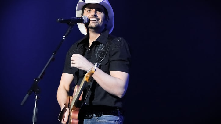 Brad Paisley Throws a Party With 'Moonshine'
