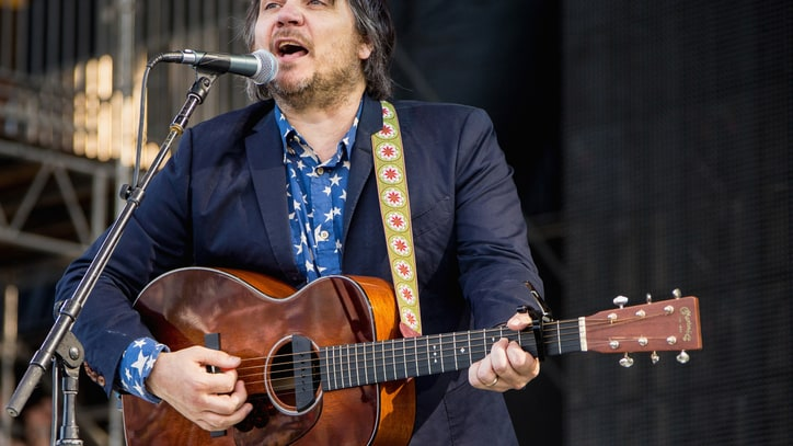 Jeff Tweedy's New Solo Album to Feature Son Spencer on Drums