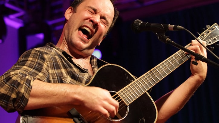 Dave Matthews Band Bask in Love on Tender 'Mercy'