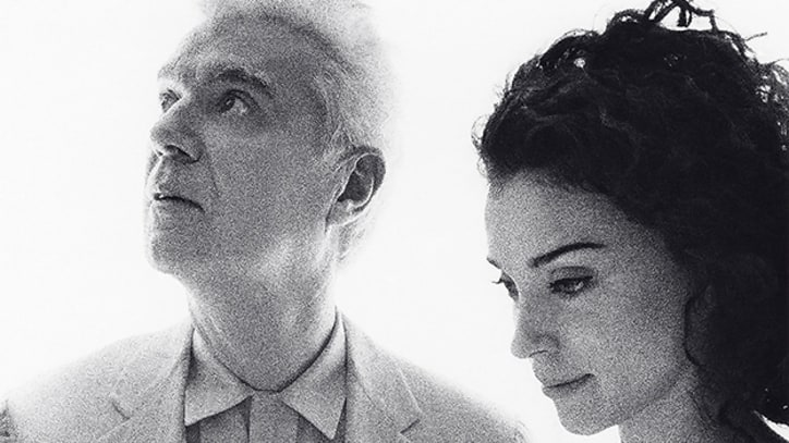 David Byrne Revives St. Vincent With Dance Moves on 'Who'