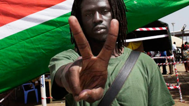 Premiere: Emmanuel Jal Has One Demand on 'We Want Peace – Reloaded'