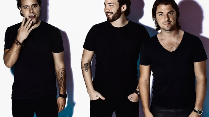 Premiere: Swedish House Mafia Drop Synths on 'Don't You Worry Child'