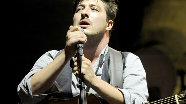 Mumford & Sons Match Grandeur of Red Rocks on 'I Will Wait'