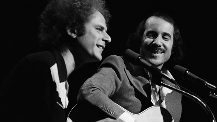 Flashback: Simon and Garfunkel Reunite on 'Saturday Night Live' in 1975
