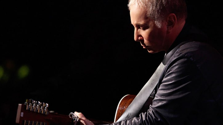 Paul Simon Bounces Through 'Boy in the Bubble' at Webster Hall
