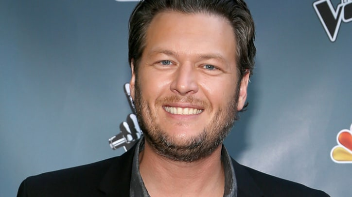 Blake Shelton Dismisses Simon Cowell's 'Mouthing Off'