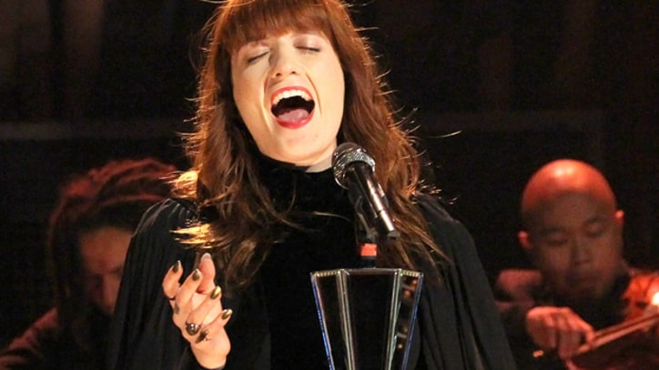 Florence Welch and Jimmy Fallon Bring Back 'Balls in Your Mouth'
