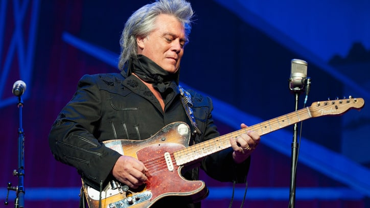 Marty Stuart's 'Hillbilly' Answer to CMA Fest