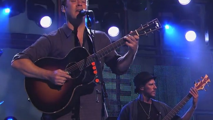 Dave Matthews Band Show Tender 'Mercy' on 'Kimmel'