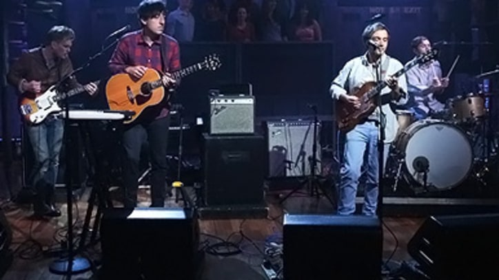 Grizzly Bear Bring 'Sleeping Ute' to 'Fallon'