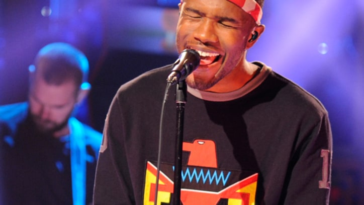 Frank Ocean Jams With John Mayer in 'Pyramids'
