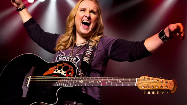 Melissa Etheridge Finds Herself 'Falling Up' On 'Ferguson'