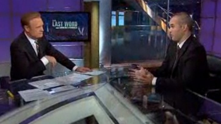 Matt Taibbi and Lawrence O'Donnell Discuss Romney and 'the Bain Way'