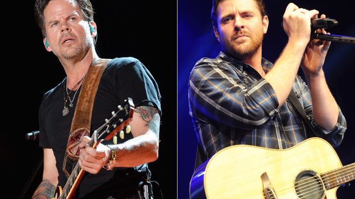 Gary Allan, Chris Young Sidelined at CMA Music Fest