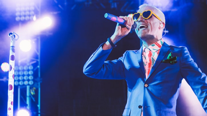 Neon Trees' Tyler Glenn: 'I'm Realizing I'm a Role Model'